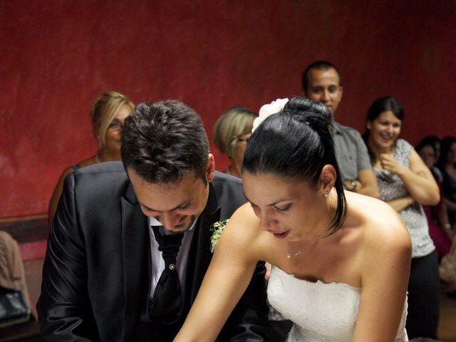 Il matrimonio di Fabio e Stefania a Orbassano, Torino 38