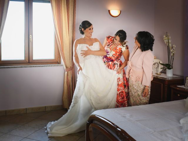 Il matrimonio di Angelo e Assunta a Capaccio Paestum, Salerno 15