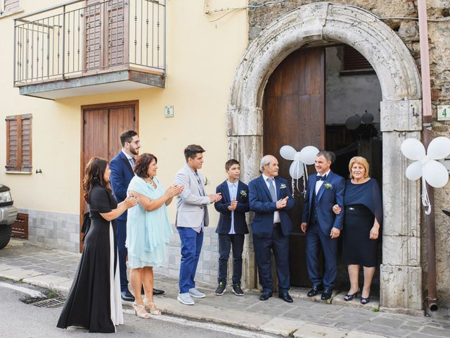 Il matrimonio di Angelo e Assunta a Capaccio Paestum, Salerno 24
