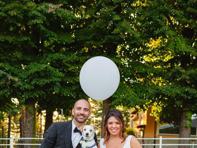 Il matrimonio di Antonio e Luana a Vergiate, Varese 1