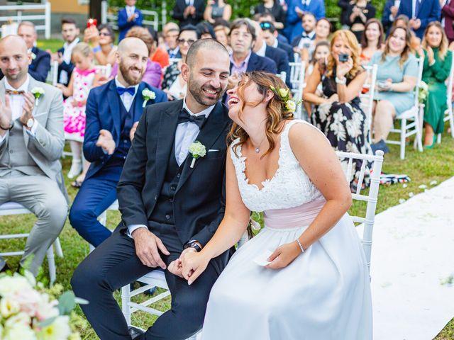 Il matrimonio di Antonio e Luana a Vergiate, Varese 2