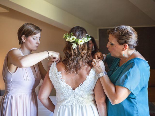 Il matrimonio di Antonio e Luana a Vergiate, Varese 18