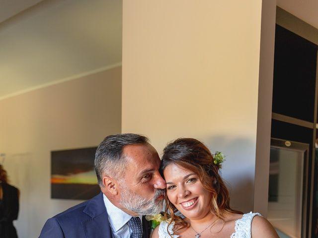 Il matrimonio di Antonio e Luana a Vergiate, Varese 21