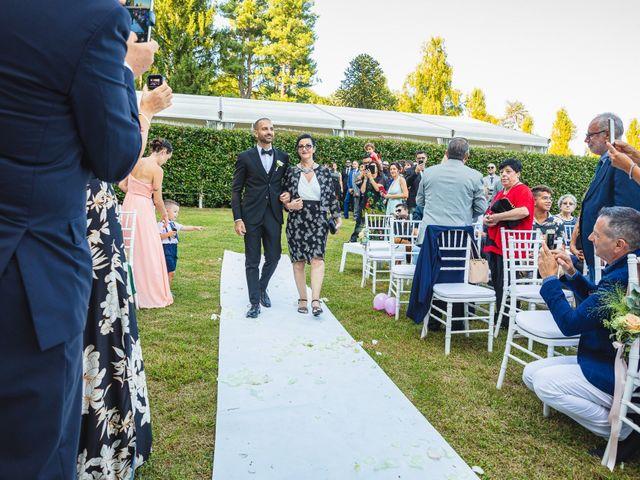 Il matrimonio di Antonio e Luana a Vergiate, Varese 23