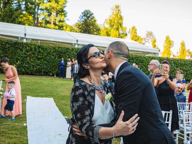 Il matrimonio di Antonio e Luana a Vergiate, Varese 24