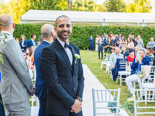 Il matrimonio di Antonio e Luana a Vergiate, Varese 25
