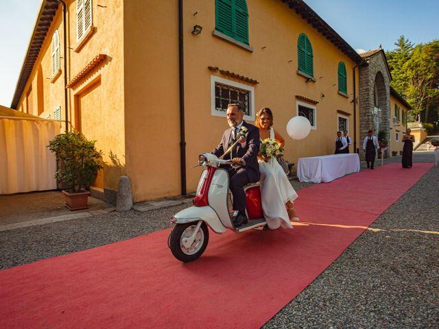Il matrimonio di Antonio e Luana a Vergiate, Varese 26