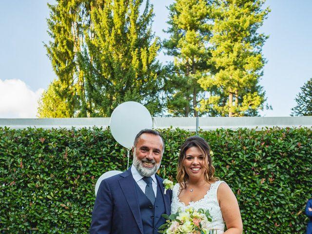 Il matrimonio di Antonio e Luana a Vergiate, Varese 28