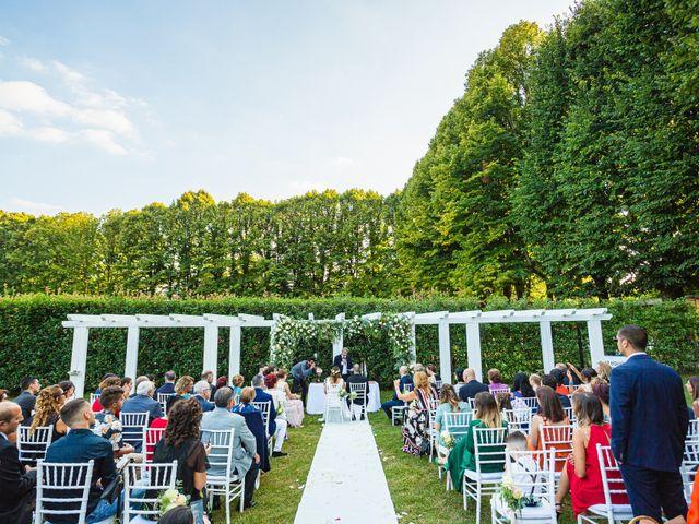 Il matrimonio di Antonio e Luana a Vergiate, Varese 33