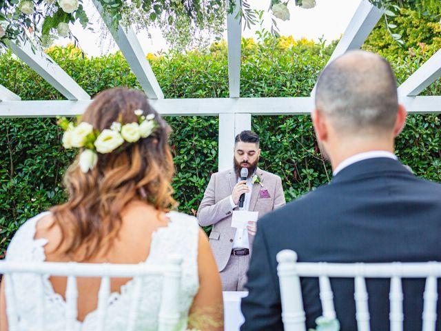 Il matrimonio di Antonio e Luana a Vergiate, Varese 43
