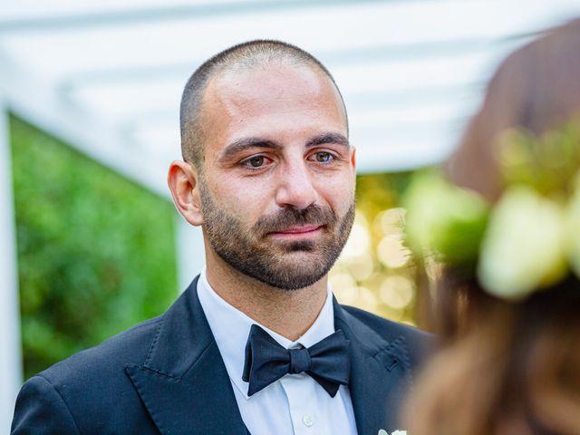 Il matrimonio di Antonio e Luana a Vergiate, Varese 49