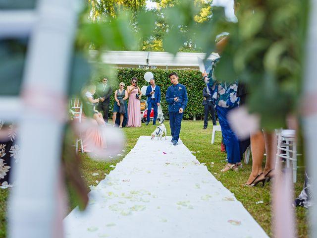 Il matrimonio di Antonio e Luana a Vergiate, Varese 50