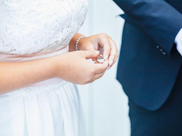 Il matrimonio di Antonio e Luana a Vergiate, Varese 51