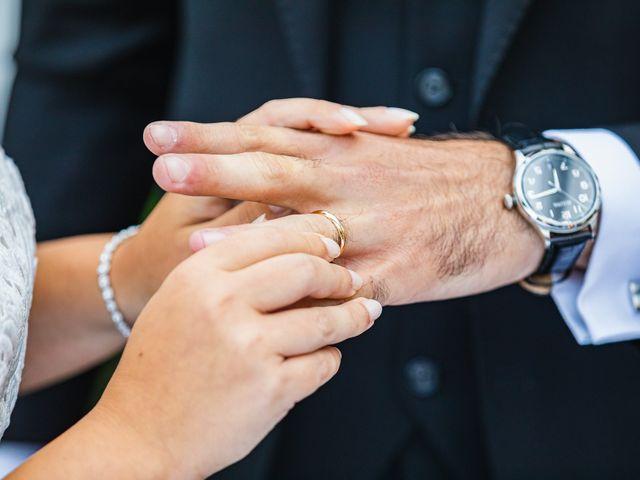 Il matrimonio di Antonio e Luana a Vergiate, Varese 53