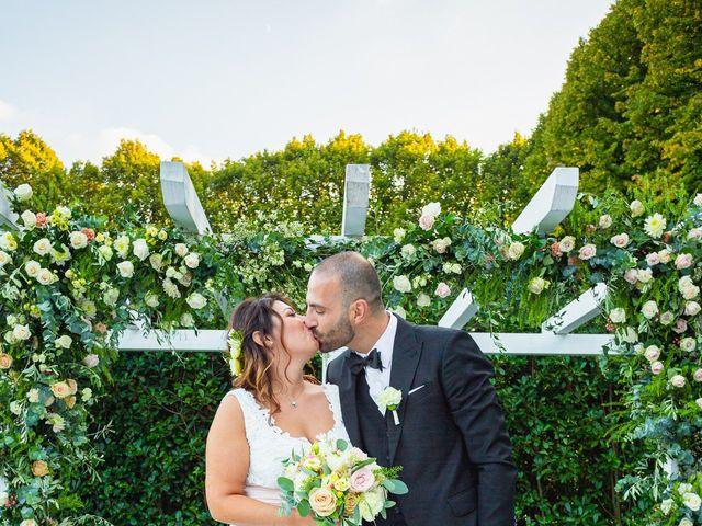 Il matrimonio di Antonio e Luana a Vergiate, Varese 54