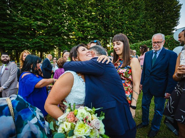 Il matrimonio di Antonio e Luana a Vergiate, Varese 61