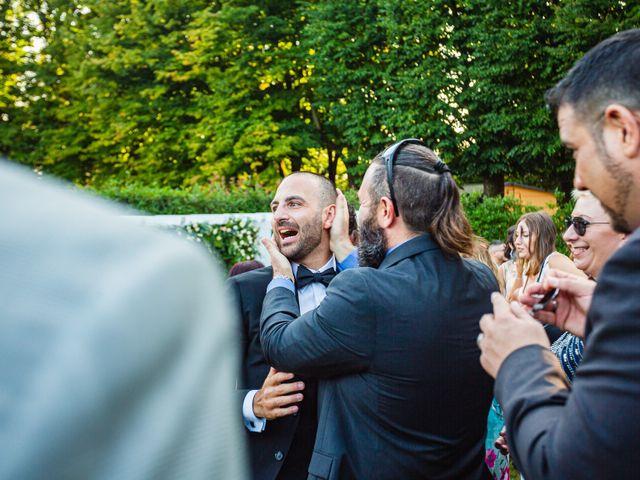 Il matrimonio di Antonio e Luana a Vergiate, Varese 62