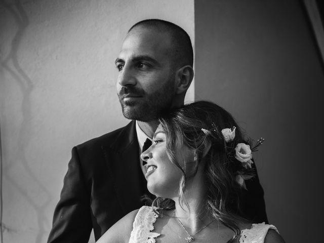 Il matrimonio di Antonio e Luana a Vergiate, Varese 65