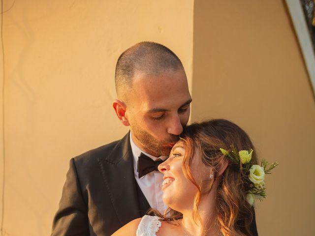 Il matrimonio di Antonio e Luana a Vergiate, Varese 66