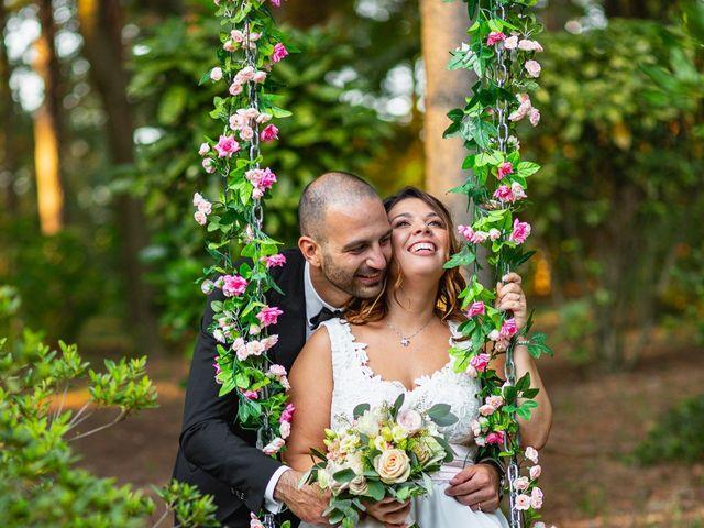 Il matrimonio di Antonio e Luana a Vergiate, Varese 67