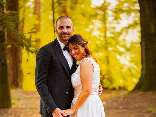 Il matrimonio di Antonio e Luana a Vergiate, Varese 74