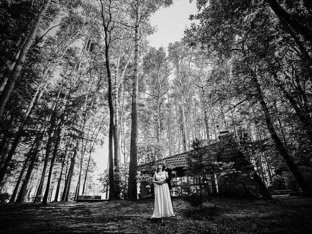Il matrimonio di Antonio e Luana a Vergiate, Varese 78