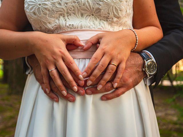 Il matrimonio di Antonio e Luana a Vergiate, Varese 79