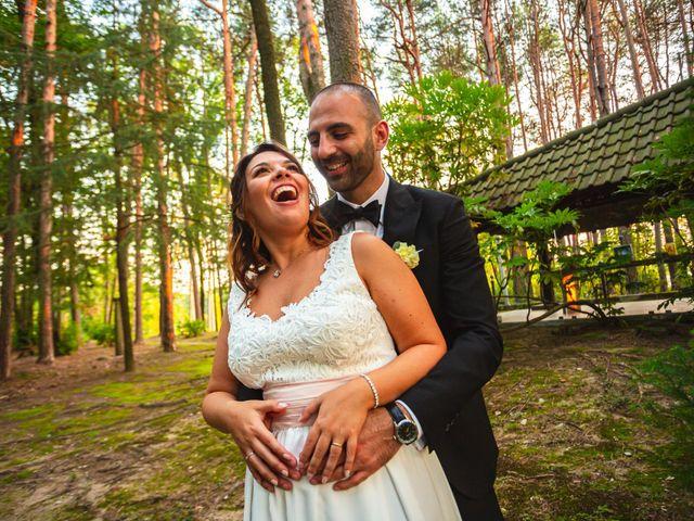 Il matrimonio di Antonio e Luana a Vergiate, Varese 80