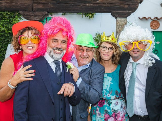 Il matrimonio di Antonio e Luana a Vergiate, Varese 91