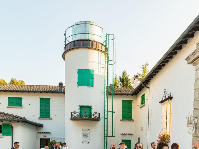 Il matrimonio di Antonio e Luana a Vergiate, Varese 92