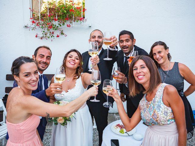 Il matrimonio di Antonio e Luana a Vergiate, Varese 94