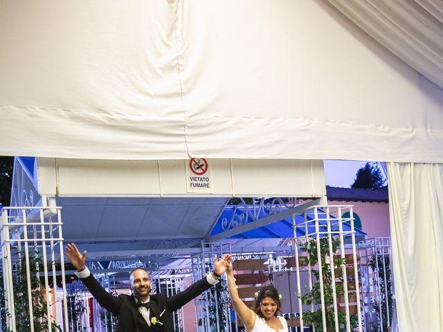 Il matrimonio di Antonio e Luana a Vergiate, Varese 100