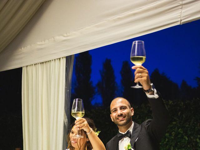 Il matrimonio di Antonio e Luana a Vergiate, Varese 103