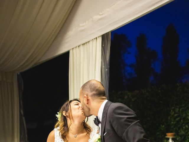 Il matrimonio di Antonio e Luana a Vergiate, Varese 108