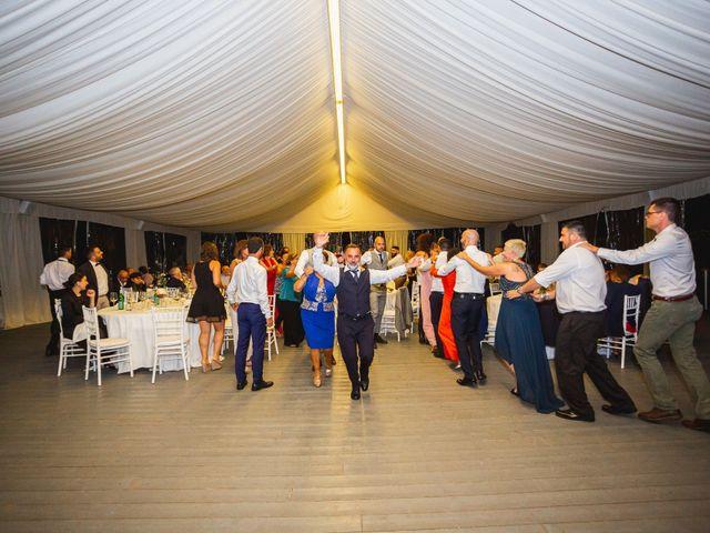Il matrimonio di Antonio e Luana a Vergiate, Varese 127
