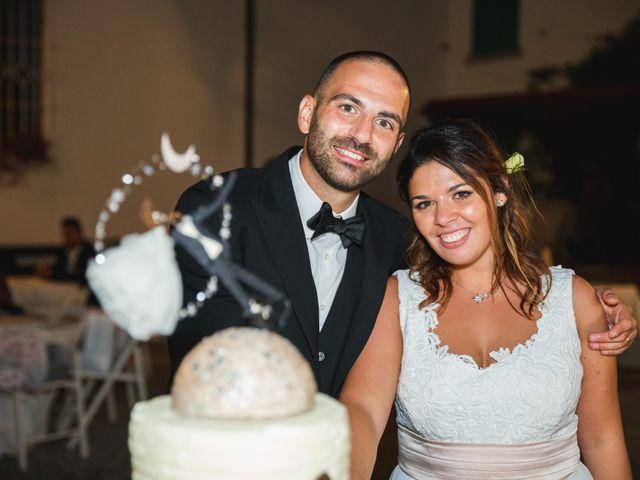 Il matrimonio di Antonio e Luana a Vergiate, Varese 132