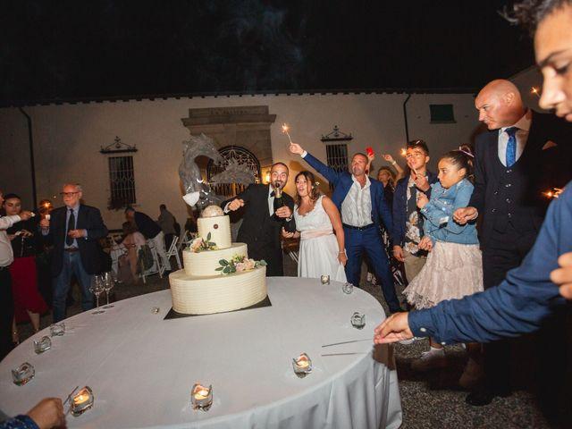 Il matrimonio di Antonio e Luana a Vergiate, Varese 133