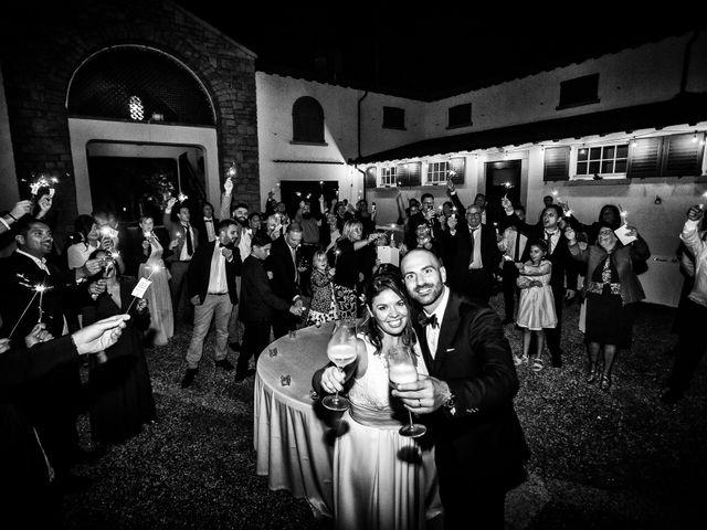 Il matrimonio di Antonio e Luana a Vergiate, Varese 134