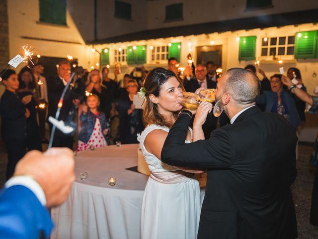 Il matrimonio di Antonio e Luana a Vergiate, Varese 135