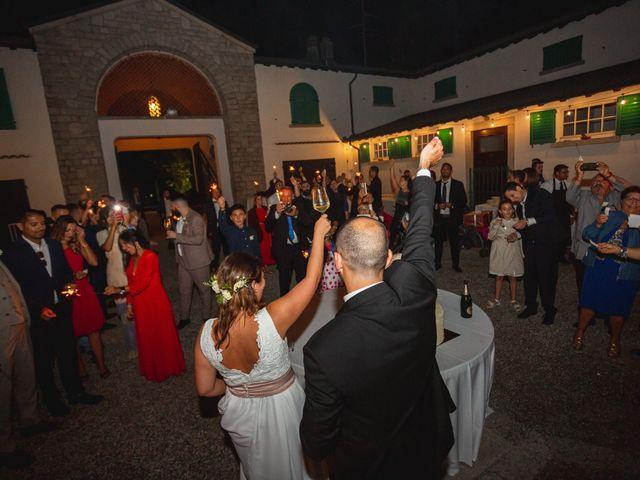 Il matrimonio di Antonio e Luana a Vergiate, Varese 136