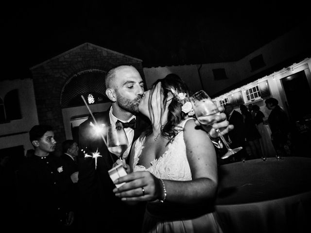 Il matrimonio di Antonio e Luana a Vergiate, Varese 138