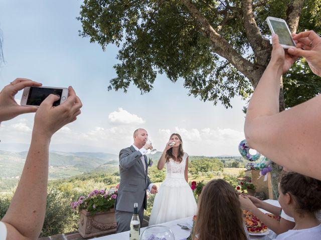 Il matrimonio di Luca e Benedetta a Pontassieve, Firenze 20