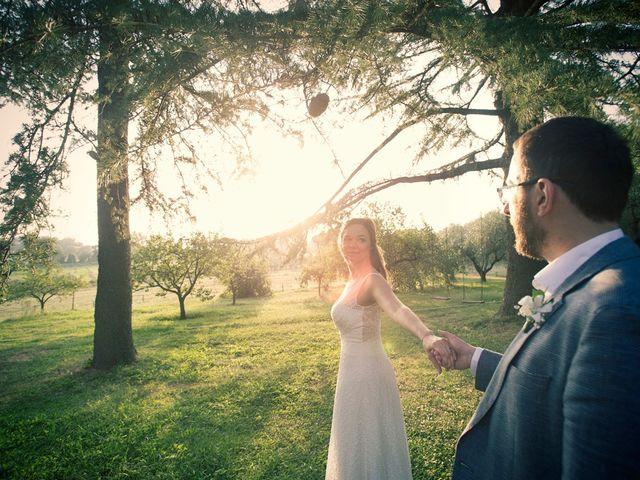 Le nozze di Astrid e Valerio