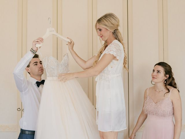 Il matrimonio di Federico e Chiara a Merone, Como 7