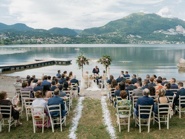 Il matrimonio di Federico e Chiara a Merone, Como 18