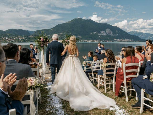 Il matrimonio di Federico e Chiara a Merone, Como 19
