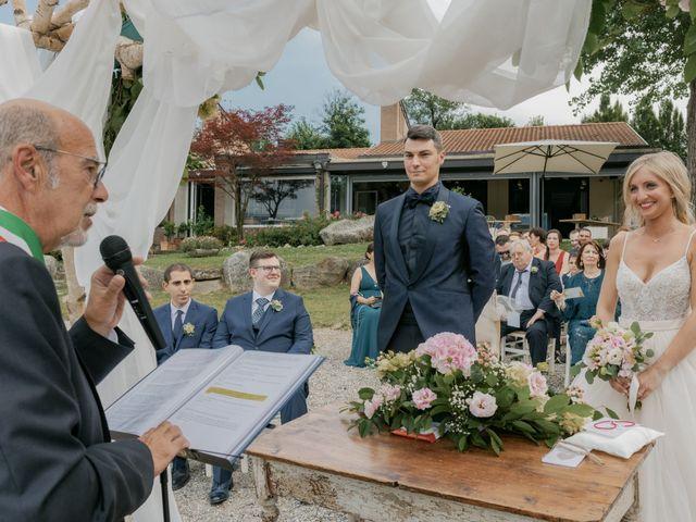 Il matrimonio di Federico e Chiara a Merone, Como 21