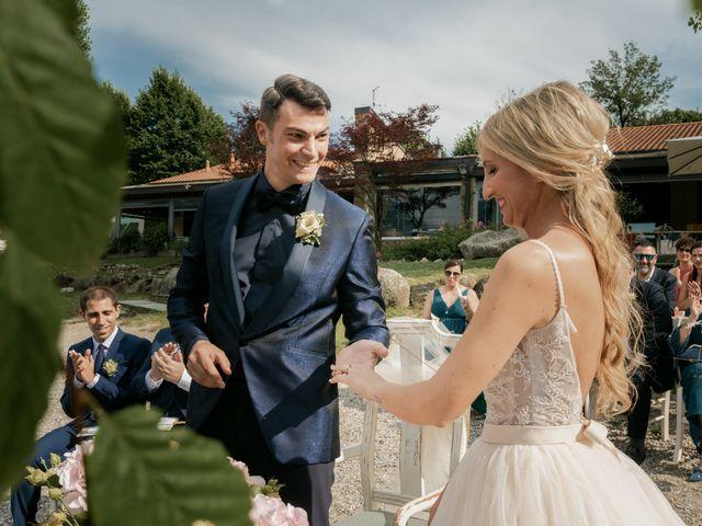 Il matrimonio di Federico e Chiara a Merone, Como 22