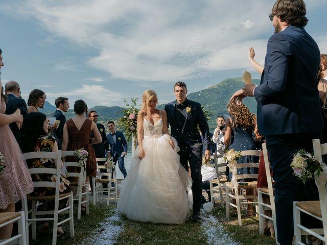 Il matrimonio di Federico e Chiara a Merone, Como 25
