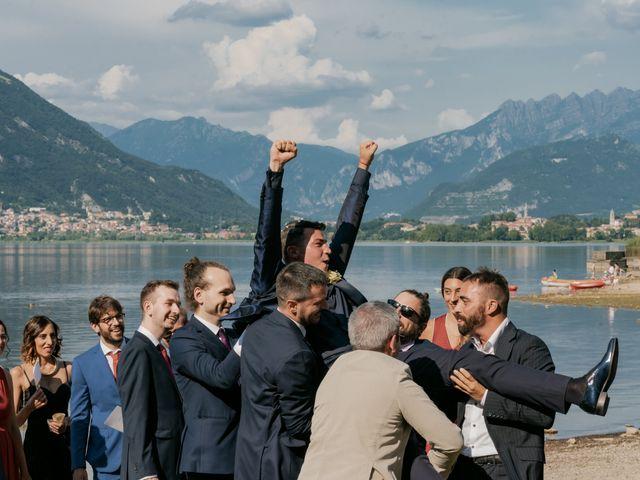 Il matrimonio di Federico e Chiara a Merone, Como 26